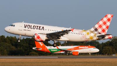 A picture of ECMTE - Airbus A319111 - Volotea - © Alexis Boidron