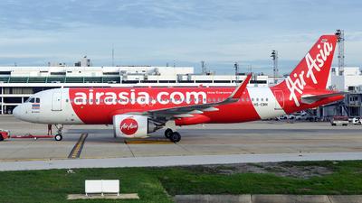 A picture of HSCBH - Airbus A320251N - AirAsia - © Tek