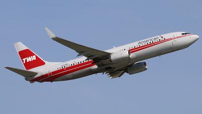 N915NN - Boeing 737-823 - American Airlines