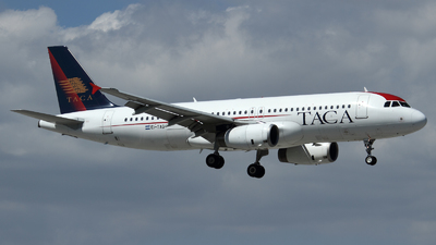 EI-TAG - Airbus A320-233 - TACA International Airlines
