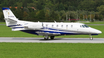 D-CPSH - Cessna 560XL Citation XLS+ - Heron Aviation