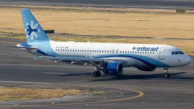 XA-IJA - Airbus A320-214 - Interjet