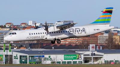 A picture of SEMKB - ATR 72600 - BRA - © Henrik Nilsson
