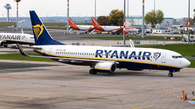 EI-FTL - Boeing 737-8AS - Ryanair
