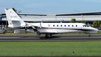 N111NB - Cessna 680 Citation Sovereign - Private