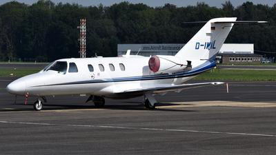 A picture of DIWIL - Cessna 525 CitationJet CJ1 - [5250221] - © LukasAndreas