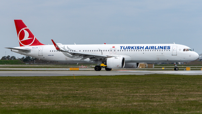 TC-LTC - Airbus A321-271NX - Turkish Airlines