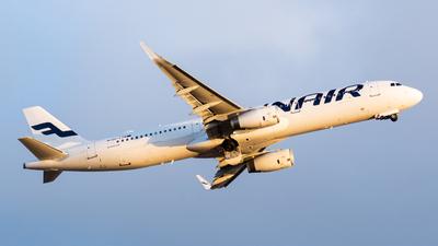 OH-LZM - Airbus A321-231 - Finnair