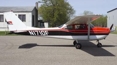 A picture of N1710F - Cessna 172H Skyhawk - [17255105] - © Jeremy D. Dando