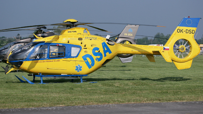 A picture of OKDSD - Airbus Helicopters H135 - [0371] - © David Bernart
