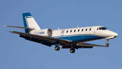 I-TAOS - Cessna 680 Citation Sovereign - Private