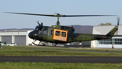 71-12 - Bell UH-1D Iroquois - Germany - Army