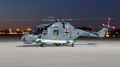 83-12 - Westland Super Lynx Mk.88A - Germany - Navy