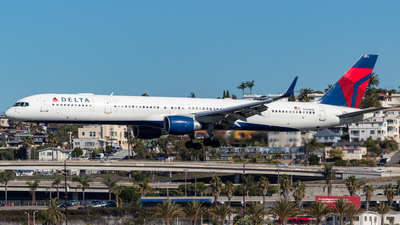 N591NW - Boeing 757-351 - Delta Air Lines