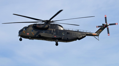 84-73 - Sikorsky CH-53G - Germany - Air Force