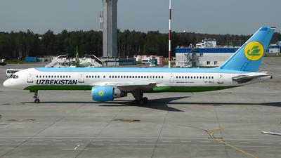 VP-BUJ - Boeing 757-231 - Uzbekistan Airways