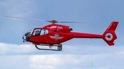 SE-JHB - Eurocopter EC 120B Colibri - Kallax Flyg