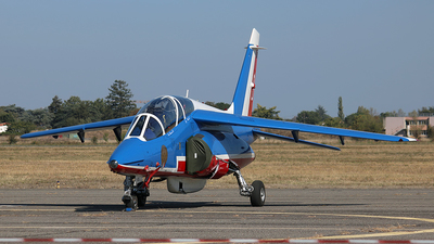E162 - Dassault-Breguet-Dornier Alpha Jet E - France - Air Force