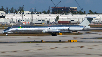 N437AA - McDonnell Douglas MD-83 - Laser Airlines