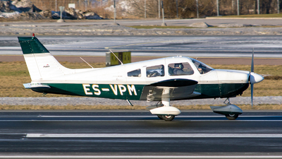 A picture of ESVPM - Piper PA28180 Cherokee Archer - [287505177] - © Jevgeni Ivanov