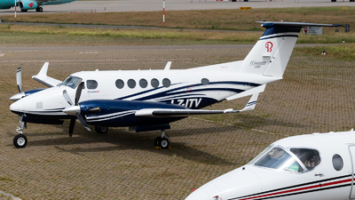 LZ-ITV - Beechcraft B200 Super King Air - Private