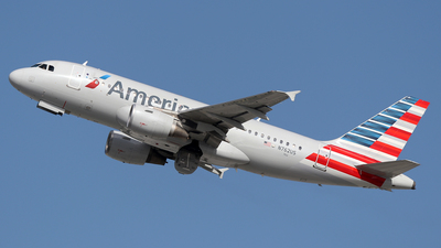 N762US - Airbus A319-112 - American Airlines