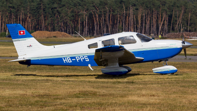 A picture of HBPPS - Piper PA28181 - [2843259] - © Severin Hackenberger