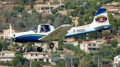 F-HOKI - Grob G115 - Private