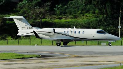 A picture of PTFRD - Learjet 40 - [452034] - © Guilherme Rezende