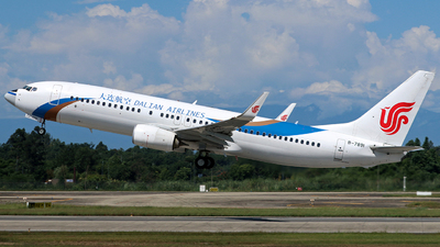 B-7891 - Boeing 737-89L - Dalian Airlines