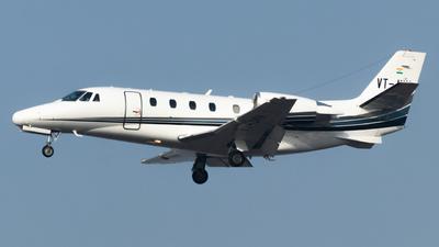 VT-JVV - Cessna 560XL Citation Excel - Private
