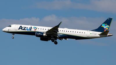 PR-AUD - Embraer 190-200IGW - Azul Linhas Aéreas Brasileiras
