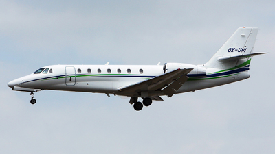 OK-UNI - Cessna 680 Citation Sovereign - SmartWings
