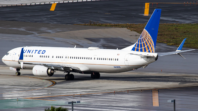 N61898 - Boeing 737-924ER - United Airlines