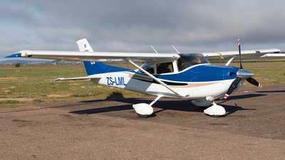 ZS-LML - Cessna 182T Skylane - Private
