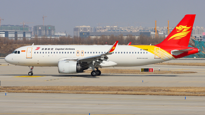 B-1248 - Airbus A320-251N - Capital Airlines