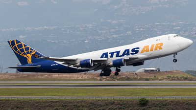 N475MC - Boeing 747-47U(F) - Atlas Air
