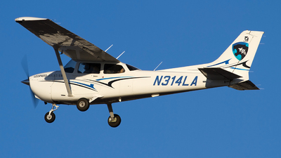 N314LA - Cessna 172S Skyhawk SP - Leopard Aviation