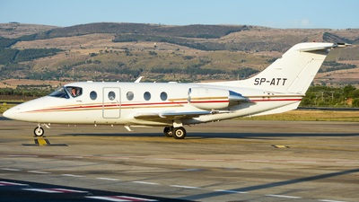 A picture of SPATT - Hawker Beechcraft 400XP -  - © Gaetano Spataro