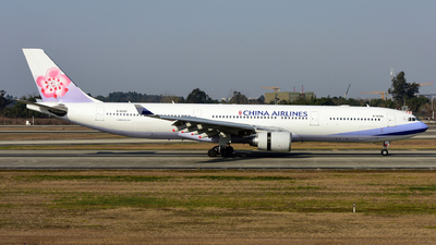 B-18359 - Airbus A330-302 - China Airlines