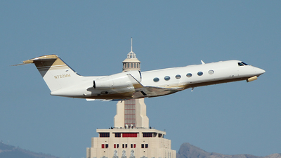 N722MM - Gulfstream G350 - Private