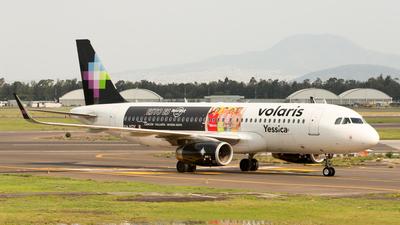 XA-VOY - Airbus A320-233 - Volaris