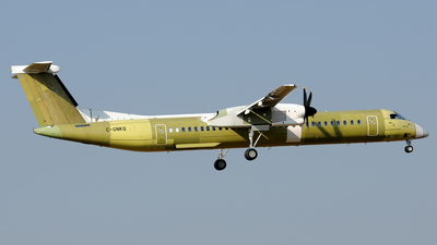 C-GNKQ - Bombardier Dash 8-Q402 - Untitled