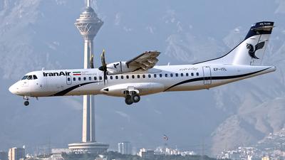 EP-ITL - ATR 72-212A(600) - Iran Air