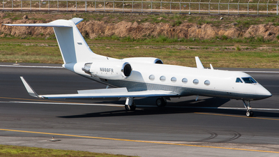 A picture of N888FR - Gulfstream IV - [1041] - © doctortu