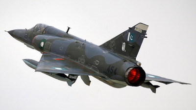 79-454 - Dassault Mirage 5PA3 - Pakistan - Air Force