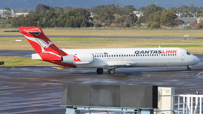VH-NXQ - Boeing 717-231 - QantasLink (National Jet Systems)