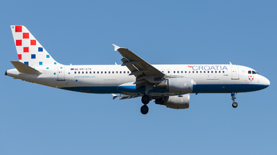 A picture of 9ACTK - Airbus A320214 - Croatia Airlines - © kevin.hackert