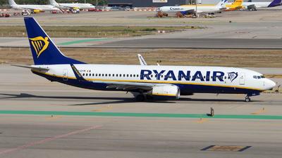 EI-DYM - Boeing 737-8AS - Ryanair