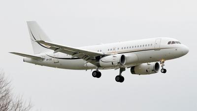A picture of VPCIE - Airbus A319133(CJ) - [1589] - © Pier Francesco Baglivo